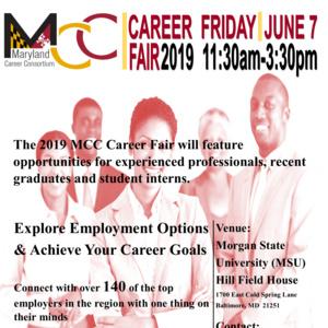Maryland Career Consortium Career Fair