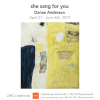 she sang for you  by Danäe Anderson