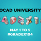 OCAD U's GradEx: Toronto's largest free art, design and digital media exhibition