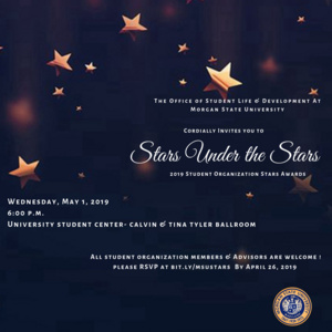 Stars Under the Stars Awards Banquet