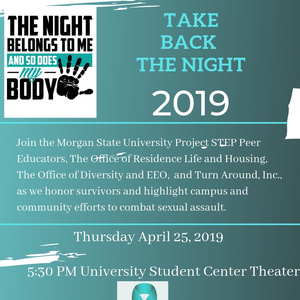 Take Back the Night 2019