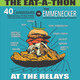 Eat-A-Thon at The Relays Fan Zone on Forest Ave