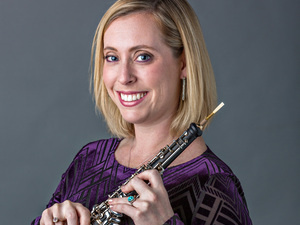 """""""Music Educator's Toolbox: Beginning and Supporting Oboists in Your Ensembles"""" by Oboist Rachel Messing"""
