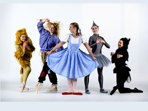 "Charm City Ballet presents, ""The Wizard of Oz"""