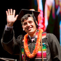 Pacific Lutheran University Commencement