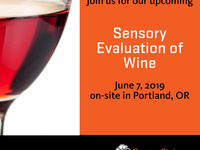 Sensory Evaluation of Wine