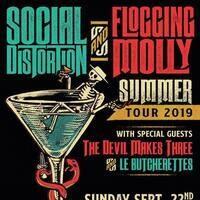 Social Distortion & Flogging Molly