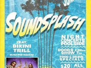 SoundSplash! Night Concerts Poolside - Feat. Bikini Trill