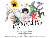 IMPROVABILITY-MUSICALS!!!