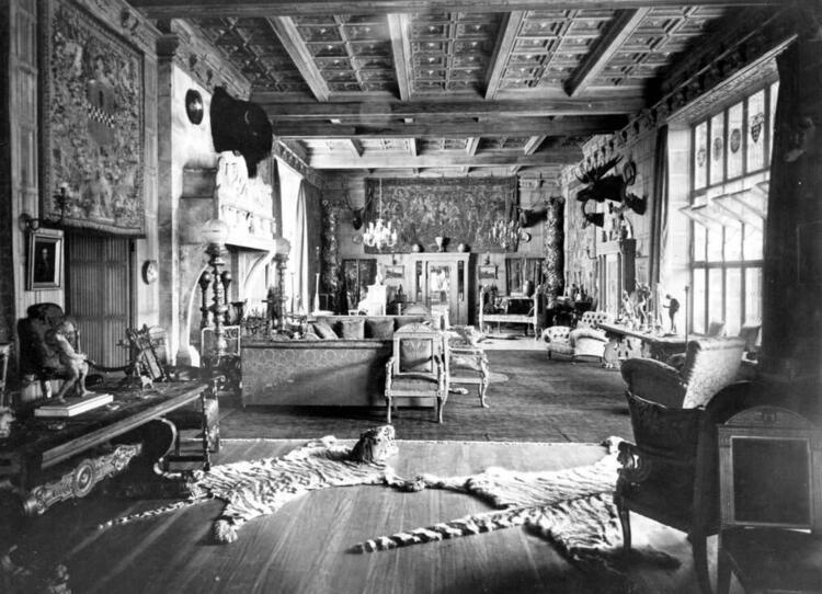 Decorating the Gilded Age House in the Hamptons