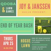 Joy & Janssen End of Year Bash