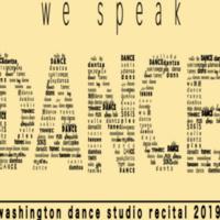 Washington Dance Studio Recital: We Speak Dance