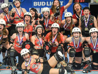Rose City Roller Derby: Season 14 Championships