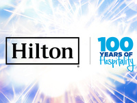 Hilton's 100 Years of Hospitality Event