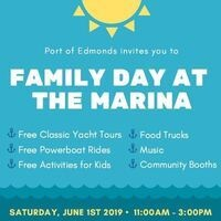 Family Day at the Marina