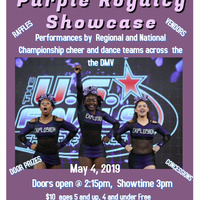 "The ""Purple Royalty"" Showcase"