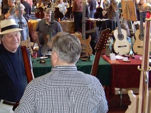 Northwest Handmade Musical Instrument Exhibit