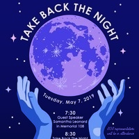 Take Back the Night Rally