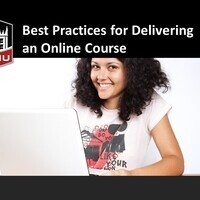 **ONLINE** Quality Online Teaching Series: Best Practices for Delivering Your Online Course