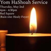 Yom HaShoah Service