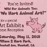 We Hart Animal Art