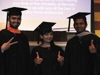 OISS International Students Graduation Celebration