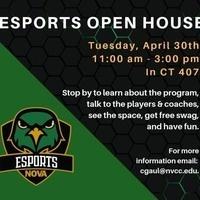 Esports Arena Open House