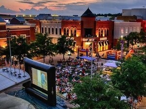 Movies Under the Stars Summer Concert Series