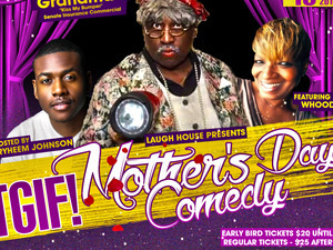 TGIF! Mother's Day Comedy