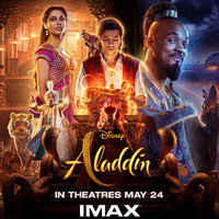 Disney's Aladdin: The IMAX Experience