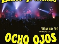 Baile Trankis with Ocho Ojos! DJ Gallo Negro! No Cover!