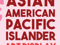 Asian American Pacific Islander Display