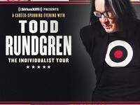 Todd Tundgren: The Individualist Tour