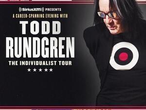 Todd Tundgren: The Individualist Tour