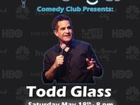Laughology Presents: Todd Glass, Stand-up Comedy Show