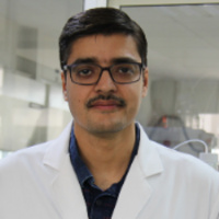 Professor Vishal Rai, Indian Institute of Science Education and Research (IISER) Bhopal