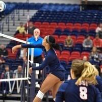 USI Volleyball vs Malone University
