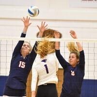 USI Volleyball vs University of Missouri-St. Louis