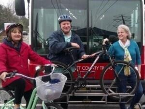 Wheels in the Wind Bike Ride