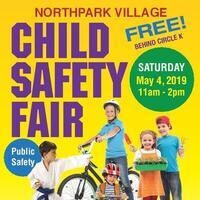Child Safety Fair at the Northpark VIllage