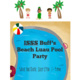 ISSS Buff's Beach Luau Pool Party