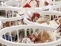 Sponsor-a-Family Thanksgiving Baskets drop-off