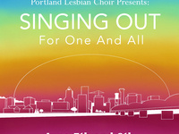 Singing Out - For One And All