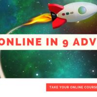 Online in 9 Advanced