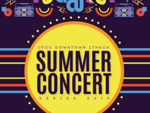 CFCU Summer Concert Series Presents: Kitestring & Noon Fifteen