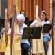 Fredonia Harp Day Grand Finale Ensemble Performance