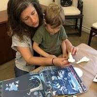 Storytime and Art