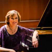Audrey Andrist, piano