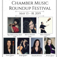 Chamber Music Roundup Faculty Recital