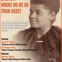 IDA B. WELLS - BARNETT: WHERE DO WE GO FROM HERE?